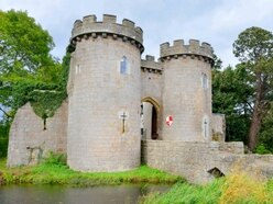 Ram-raiders smash their way into Whittington Castle shed
