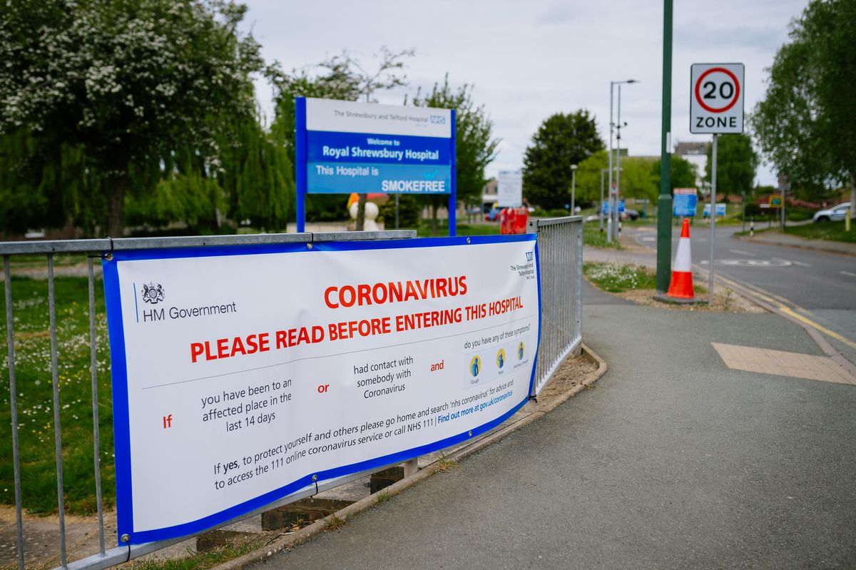 The NHS confirmed two more Covid deaths at the county's major hospital trust