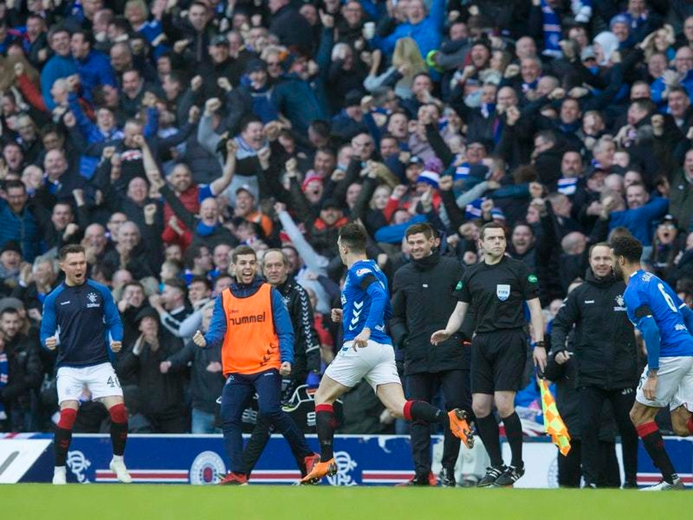 Rangers were better than us, admits Celtic boss Rodgers