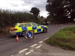 Police incident closes A5 near Shrewsbury