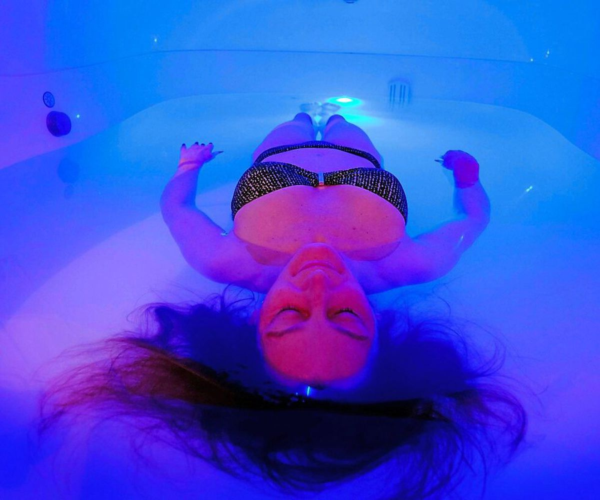 Floating is great for depression, anxiety, relaxation, muscle recovery and more
