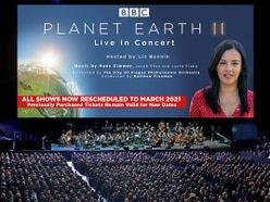 Rescheduled date announced for Planet Earth II Live in Birmingham