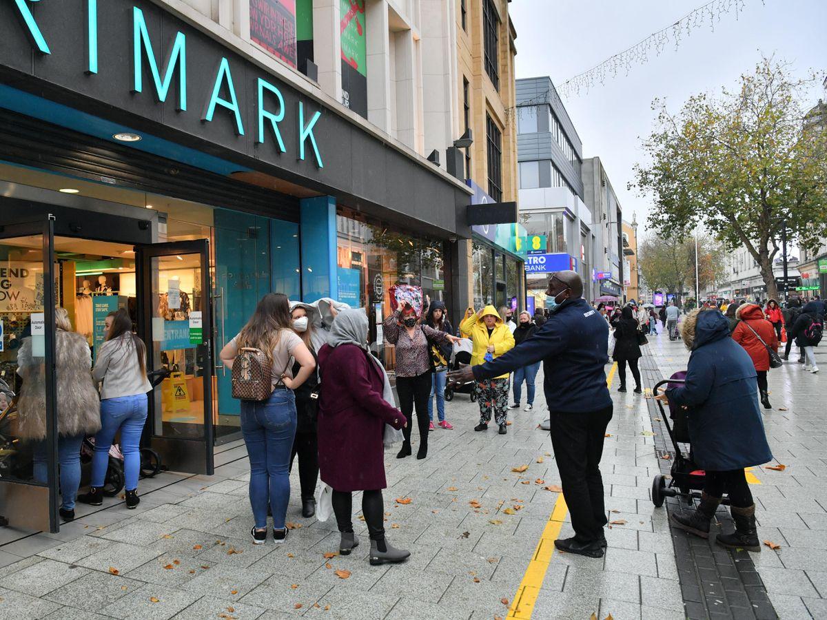 Restaurants pubs and bars in Wales reopen following Coronavirus fire-break lockdown
