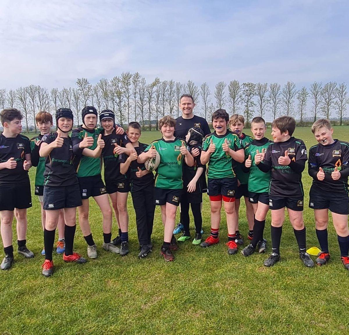 Bridgnorth Rugby Club U13s