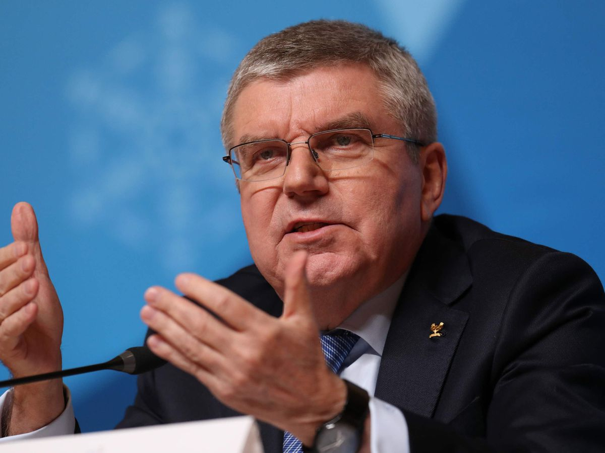 The IOC and its president Thomas Bach remain committed to the Olympic Games beginning as scheduled on July 23