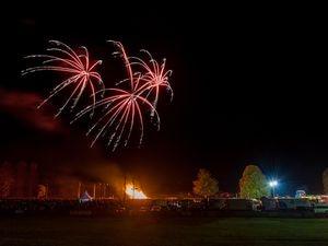 Fireworks. Pc: Steven Oliver