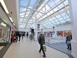 Footfall down at Shrewsbury shopping centre as plans to be unveiled for Riverside demolition