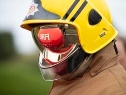 Three taken to hospital as firefighters tackle house blaze