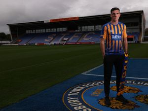 Shrewsbury Town sign Matt Millar from Newcastle Jets in the Australian A-League..MANDATORY BYLINE Matthew Ashton / AMA.