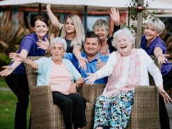 Telford care home celebrates 'good' rating in all categories