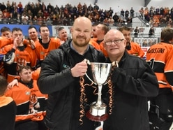 Double delight as Telford Tigers secure title