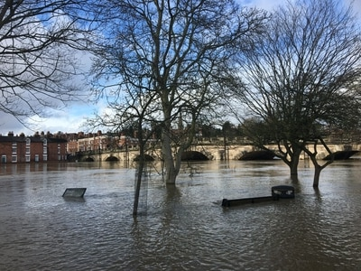 Shropshire flooding: People counting the cost in Shrewsbury as firms lose thousands