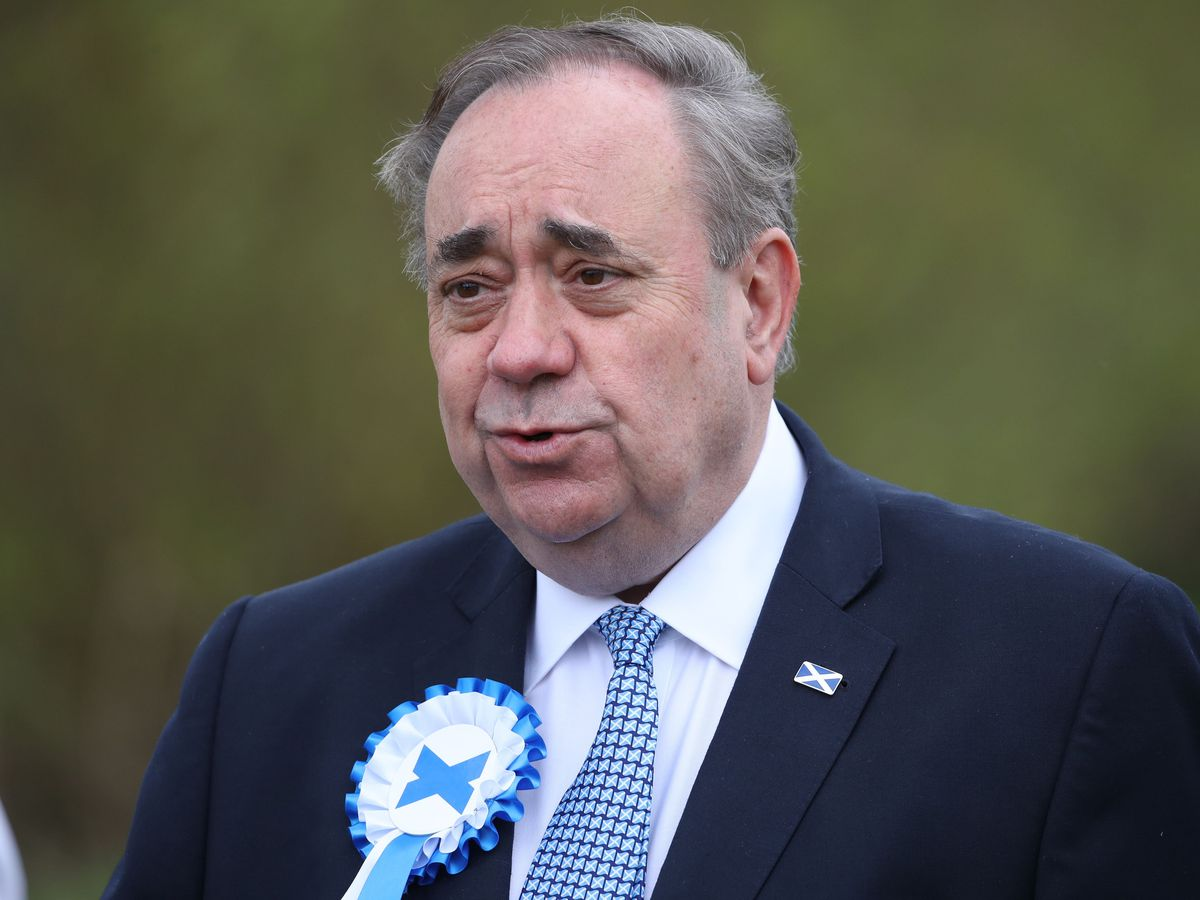 Alba is 'here to stay' Salmond insists, despite failing to make Holyrood return