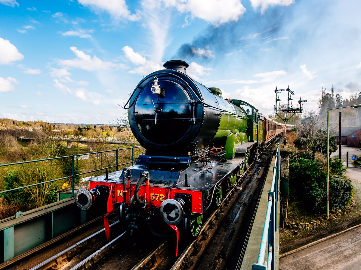 Severn Valley Railway has been hit financially by the Covid-19 outbreak