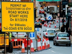Traders optimistic over Wyle Cop roadworks impact