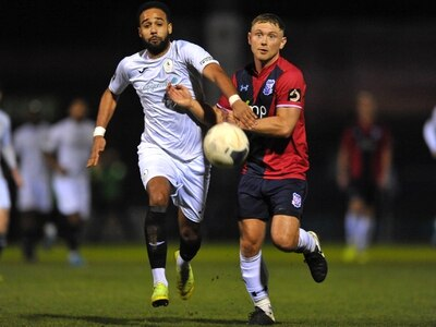 AFC Telford United agree contracts with three players