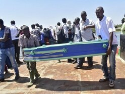 Burials start for those killed in Lake Victoria ferry disaster
