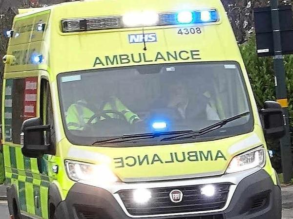 Woman suffers multiple injuries in crash with bin lorry near Shrewsbury
