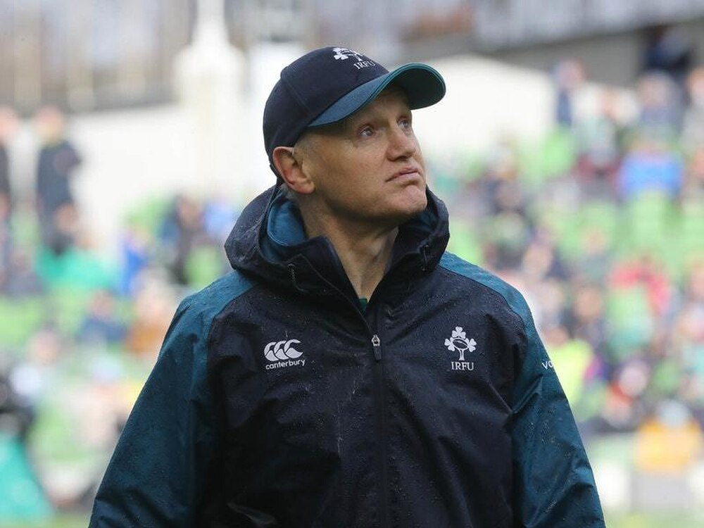 Joe Schmidt lauds Ireland's ability to stifle French challenge