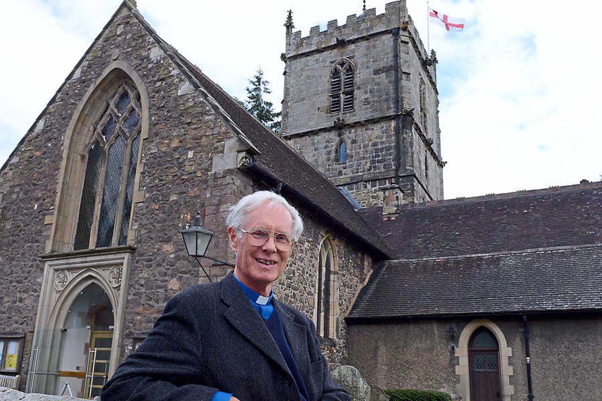 Church focus: St Laurence's Church, Church Stretton