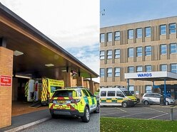 'Very concerned' CQC takes action against Shropshire hospital trust
