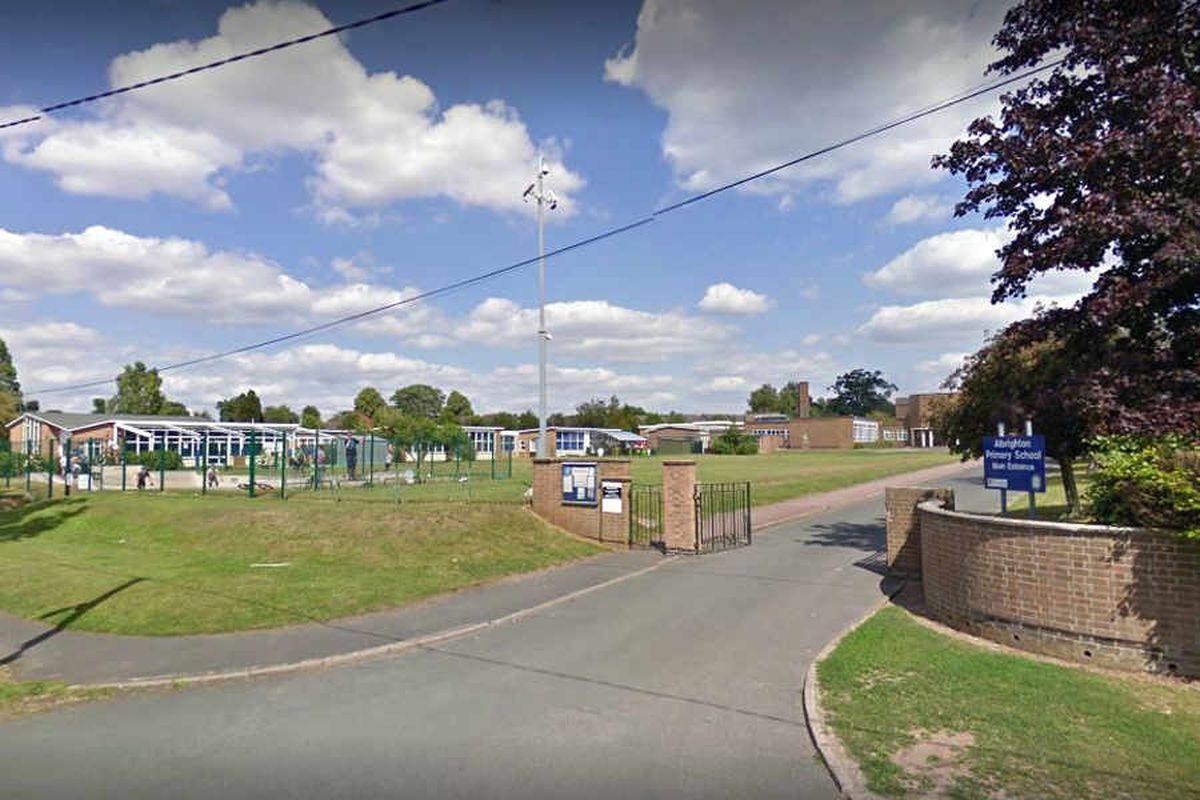 Albrighton Primary School praised for striving to be best