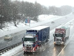 Travel warnings across Scotland as freezing rain forecast