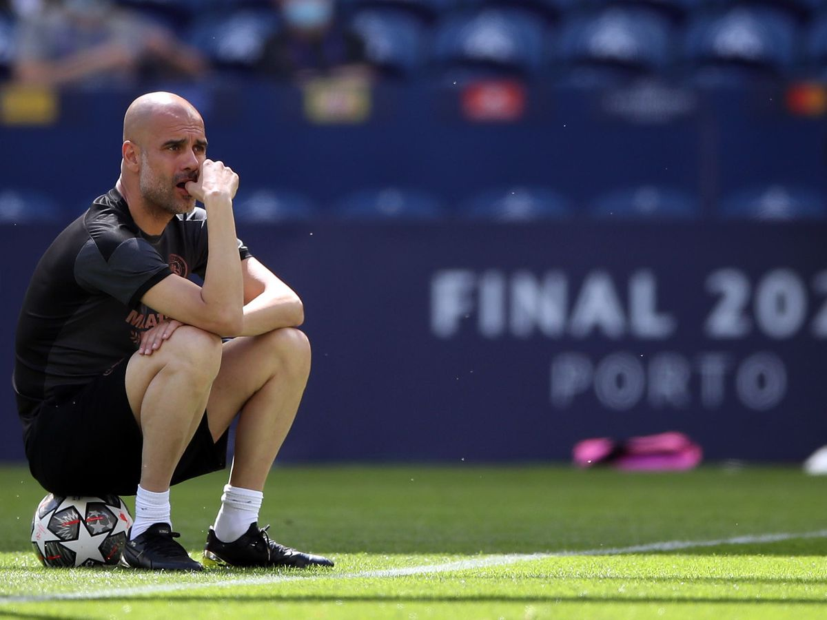 Pep Guardiola's Manchester City have had one of their pre-season friendlies cancelled