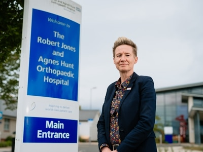 Shropshire hospital boss: 'Together, we can come out of this stronger'