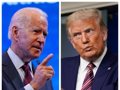 Biden and Trump take different approaches to US election debate preparation