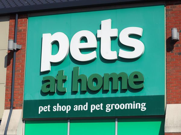 A Pets At Home store