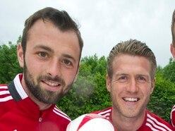 Ellesmere Rangers appoint management duo