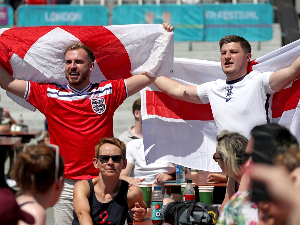 England fans will be able to cheer on the Three Lions at the New Bucks Head in Telford