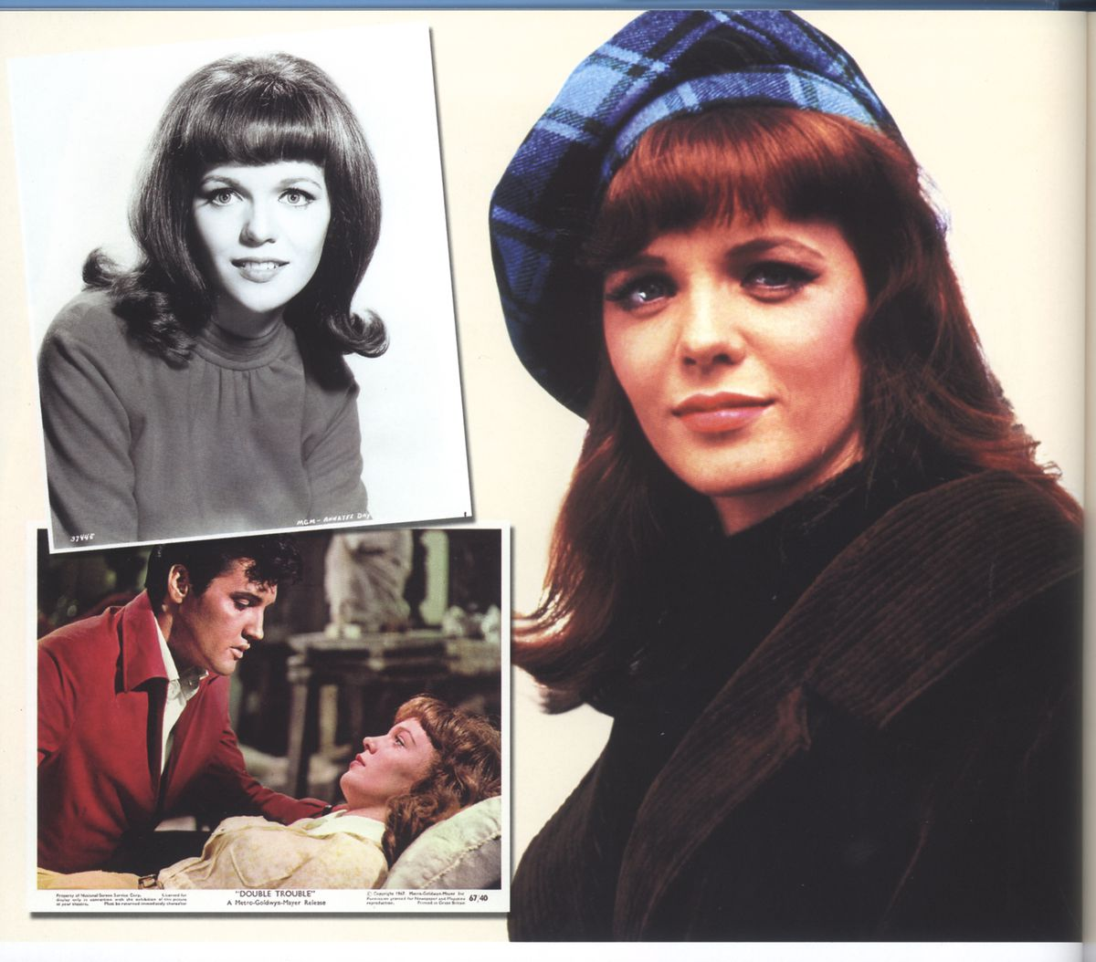 Annette as she was in Double Trouble
