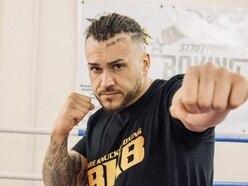 Fighter Darren Godfrey on London show bill