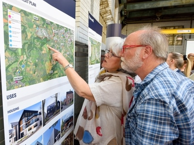 Positive reaction as 250 turn out for Ironbridge Power Station event
