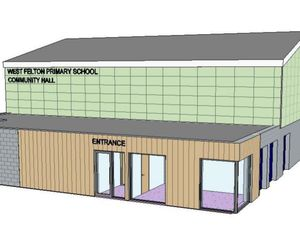 How the new hall could look.