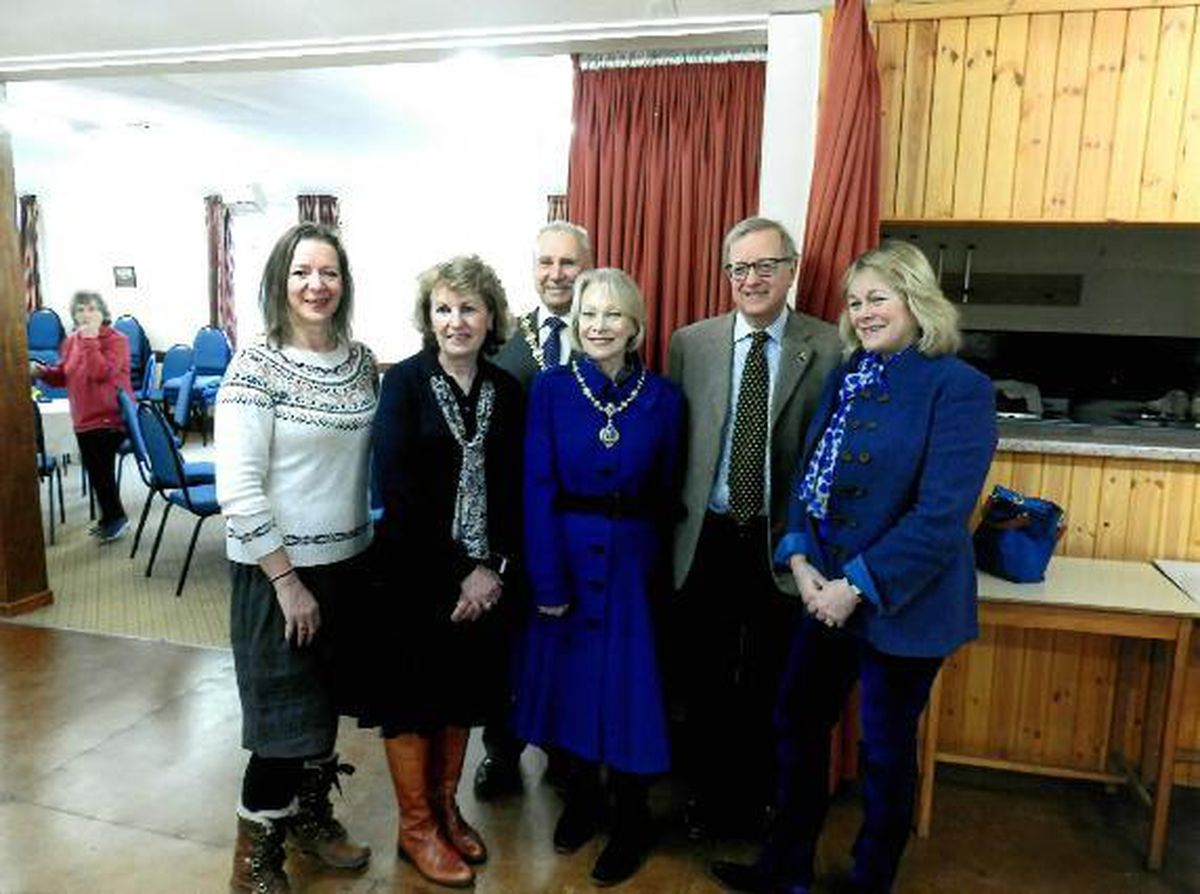 Chetton Active Friends has been running for around three years at Chetton and District Parish Hall and aims to tackle rural isolation