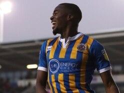 Danny Coyne praises 'natural goalscorer' Fejiri Okenabirhie