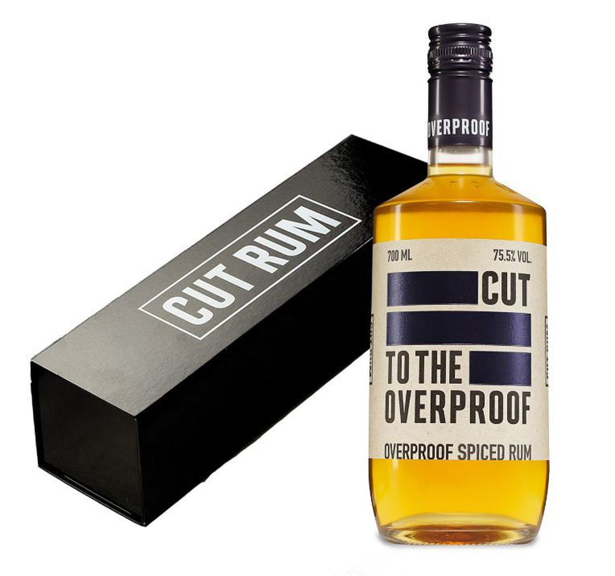Cut Overproof Rum