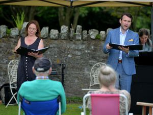 The Mid Wales Opera concert at Bishop's Castle's SpArC Theatre.