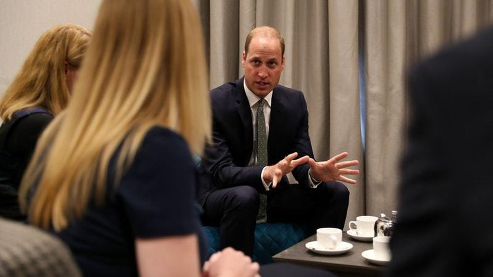 Prince William Gives Update on Kate's Condition After Third Pregnancy Announcement