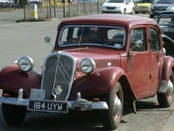 Classic car rally takes over Black Country before continuing tour of Midlands and Shropshire