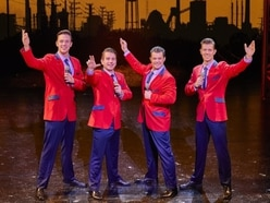 Jersey Boys, New Alexandra Theatre, Birmingham - review and pictures