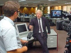Hard-pressed – Boris Johnson a PM made by newspapers