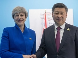 UK and China agree to keep increasing pressure on North Korea over nuclear tests