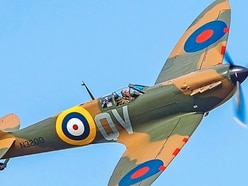Spitfire flypast announced for transport show