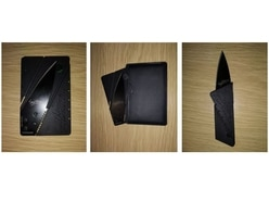 Police seize knife designed to look like credit card holder from Telford youth