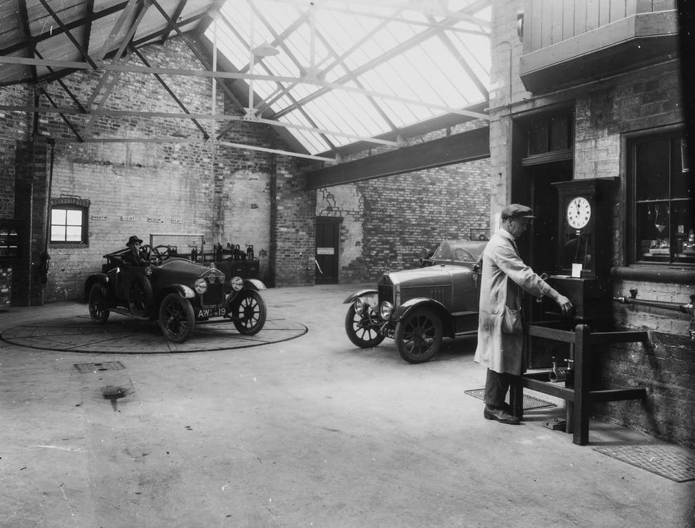Treasure Trove Of Historic Photos Found In Shrewsbury