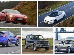 Could these sub-£15,000 used buys be future classics?